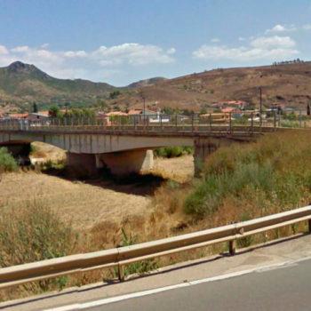 Ponte SS 547 Furtei